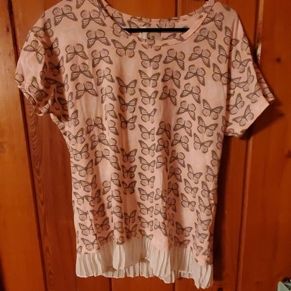 Other - Small PJ shirt for girls